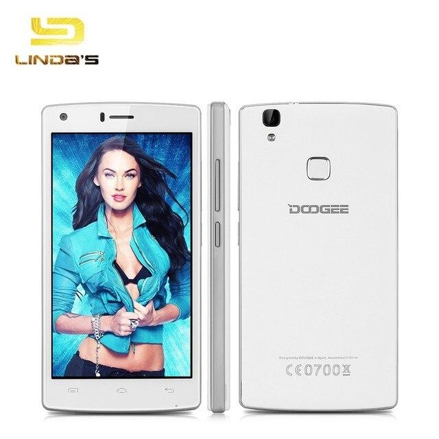 Оригинал DOOGEE X5 Max Pro 4 г 5.0 ''Android 6.0 смартфон 4000 мАч 4 ядра мобильный телефон 2 ГБ 16 ГБ 8MP 1280x720 LTE мобильных телефонов