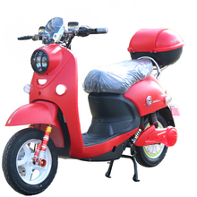 Electric motor Motorcycle Electric Bike For Man Standard Type Made In Aluminum Alloy Frame With One