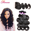 Rosa Hair Products With Closure 8a Peruvian Virgin Hair With Closure Unprocessed Virgin Hair Peruvian Body Wave With  Closure