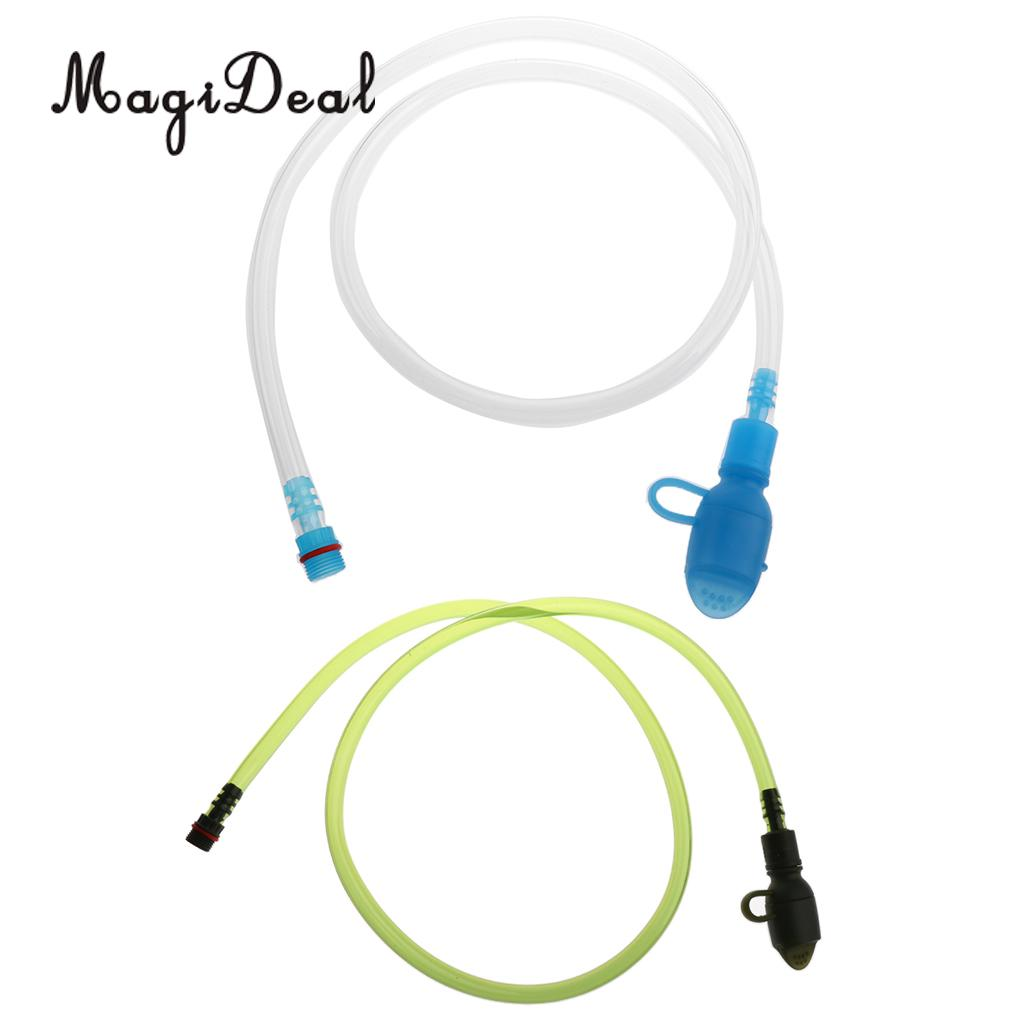 MagiDeal Hydration Pack Drinking Tube Hose Kit for Outdoor Cycling Running Biking Water  ...
