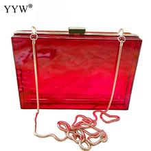 Transparent Evening Bag