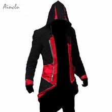 Ainclu Halloween fiesta de disfraces para las mujeres y los hombres Anime Cosplay  disfraces Assassin s Creed 3 III Conner Kenway. 5030e23ecde7