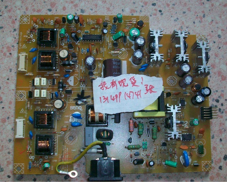 Free Shipping>48.L9202.A00 Power Board-Original 100% Tested Working free shipping v203h vw226 power board 4h 0uh02 a00 lamps small mouth e193hq original 100% tested working
