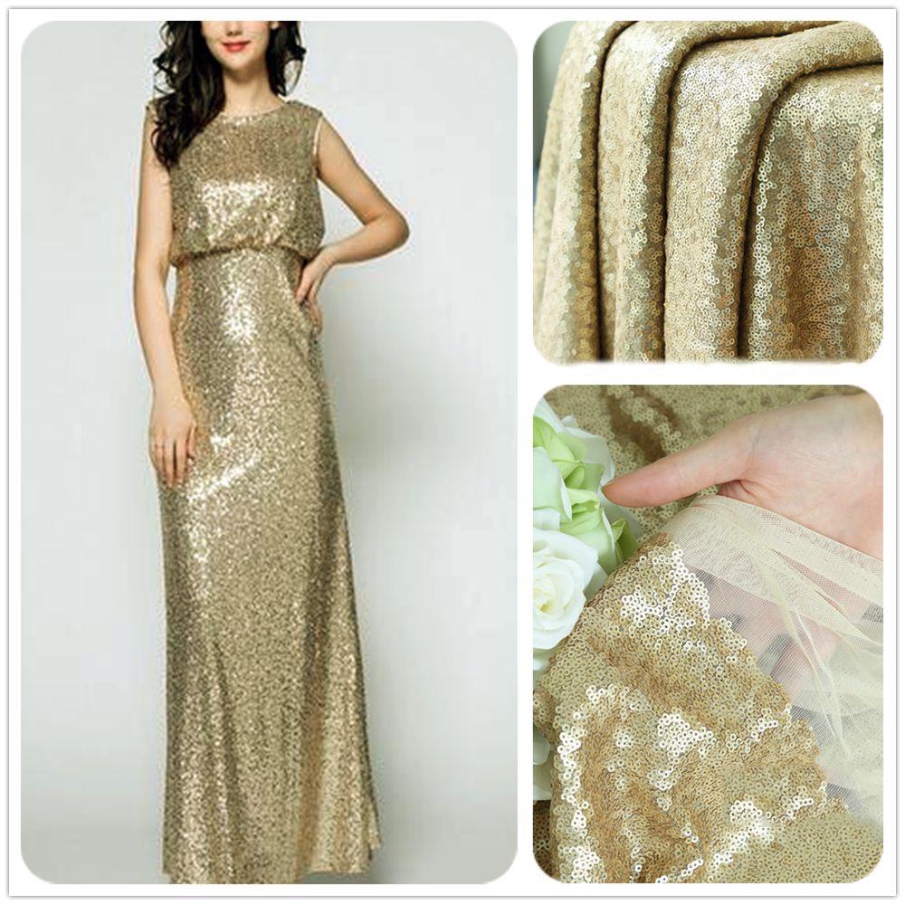 Paillette Sequin Fabric (3)