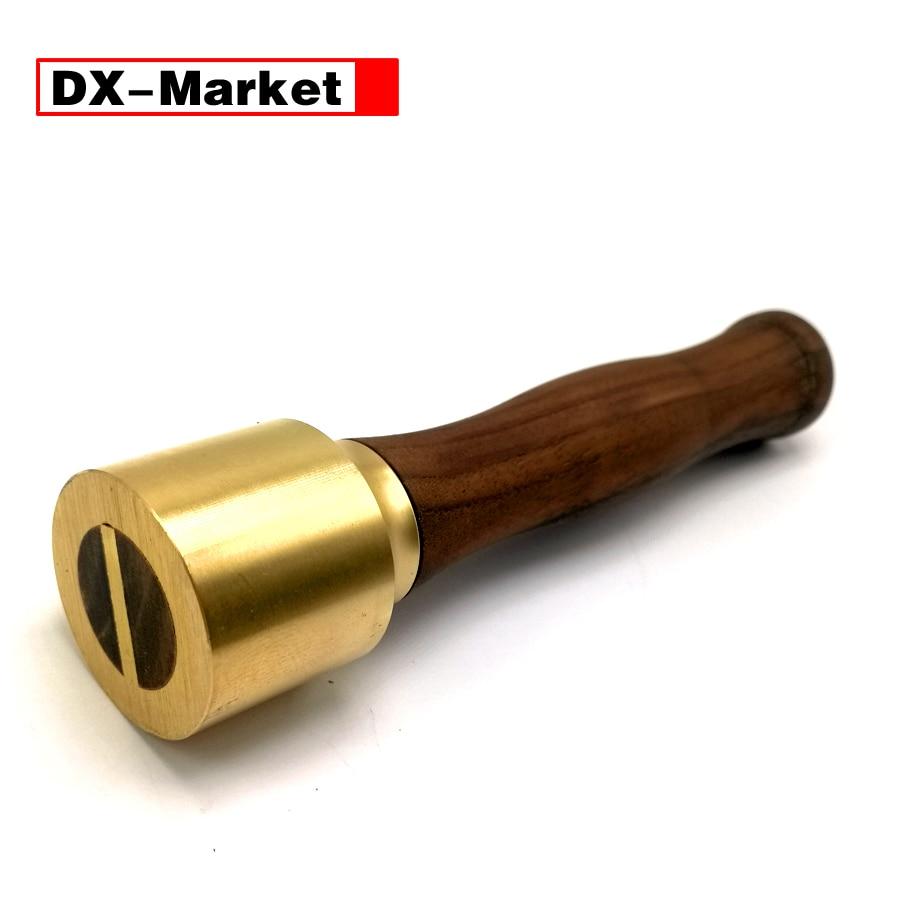 Brass hammer High quality handmade hammers small hammer tools