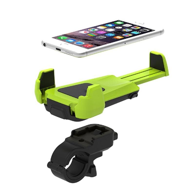 Ny cykelcykel telefonhållare för iPhone Samsung mobiltelefon GPS - Reservdelar och tillbehör för mobiltelefoner - Foto 4