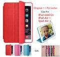 Оригинал 1:1 PU Leather Case For Apple iPad mini 123 Крышка Для Apple iPad Air1/Air2 Авто Режим Сна/Пробуждение