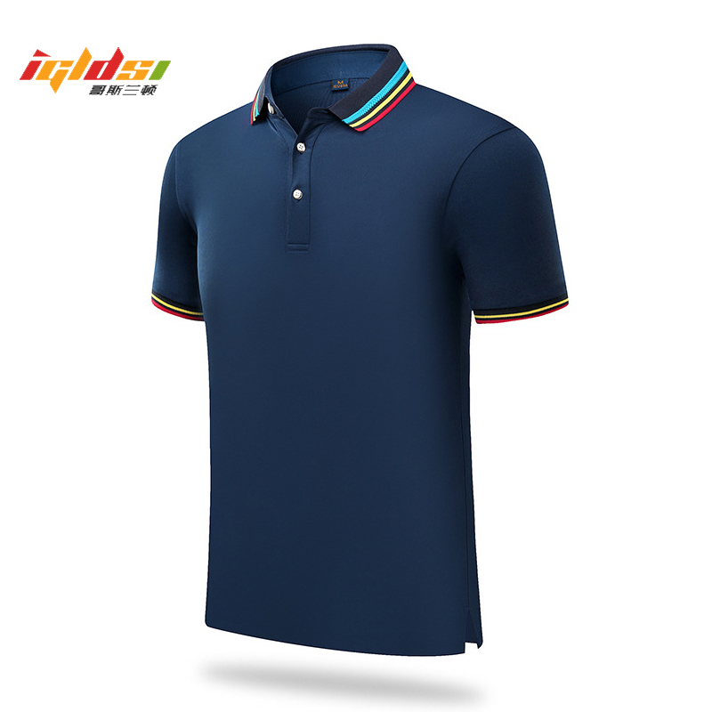 Men's   Polo   Shirt Short Sleeve New 2019 Summer Men Cotton Solid Casual   polo   shirts Men Brand   Polo   Fashion Slim Fit   Polos   Shirts