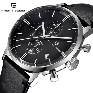 PAGANI DESIGN Mens Watches Top