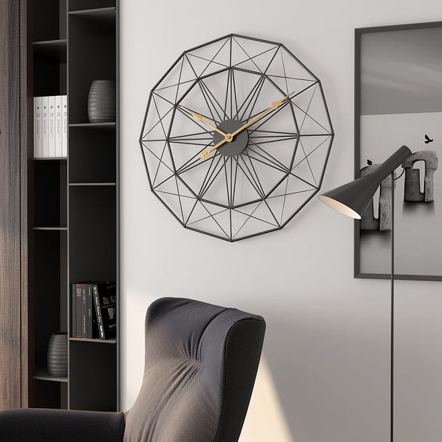 Simple wall clock Nordic Wall Clock Wall decor