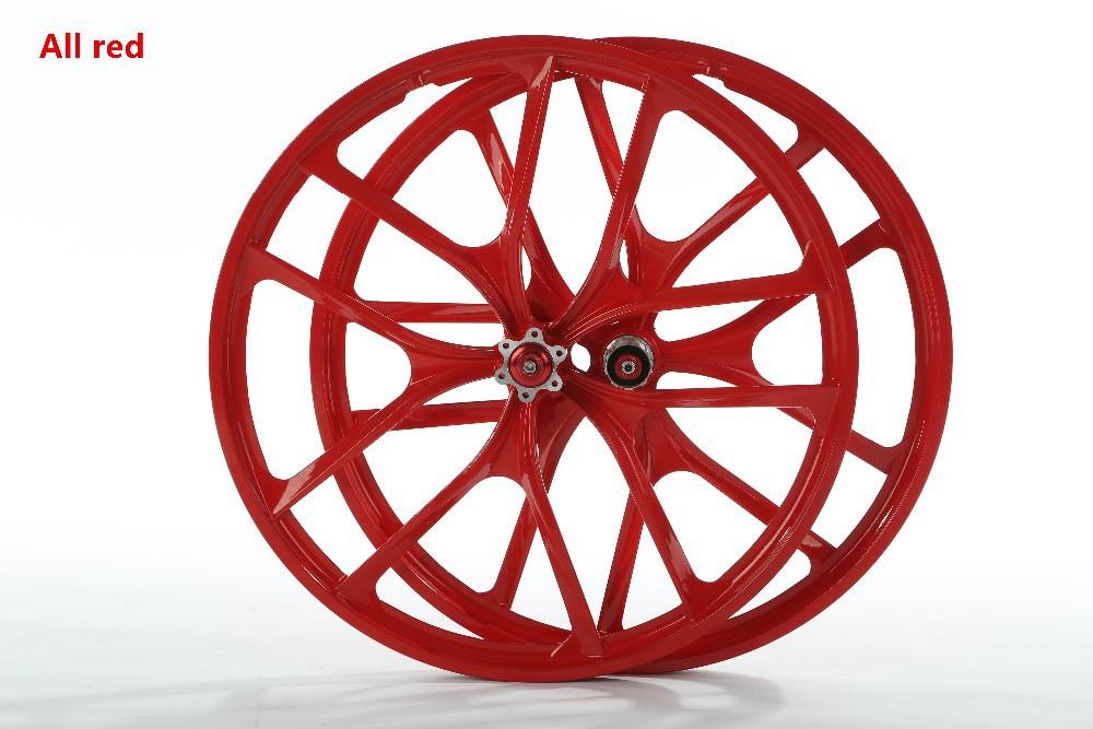 26 27.5 Mountain Bike Wheels 4B2A4191