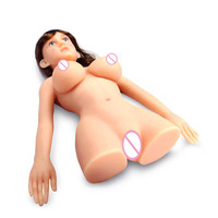 19kg Realistic LifeLike 3D Top Rated Sex Doll for man ,Naked Sexy Boday,Men's Masturbator,Women Body for Sex Game,Male Sex Toys