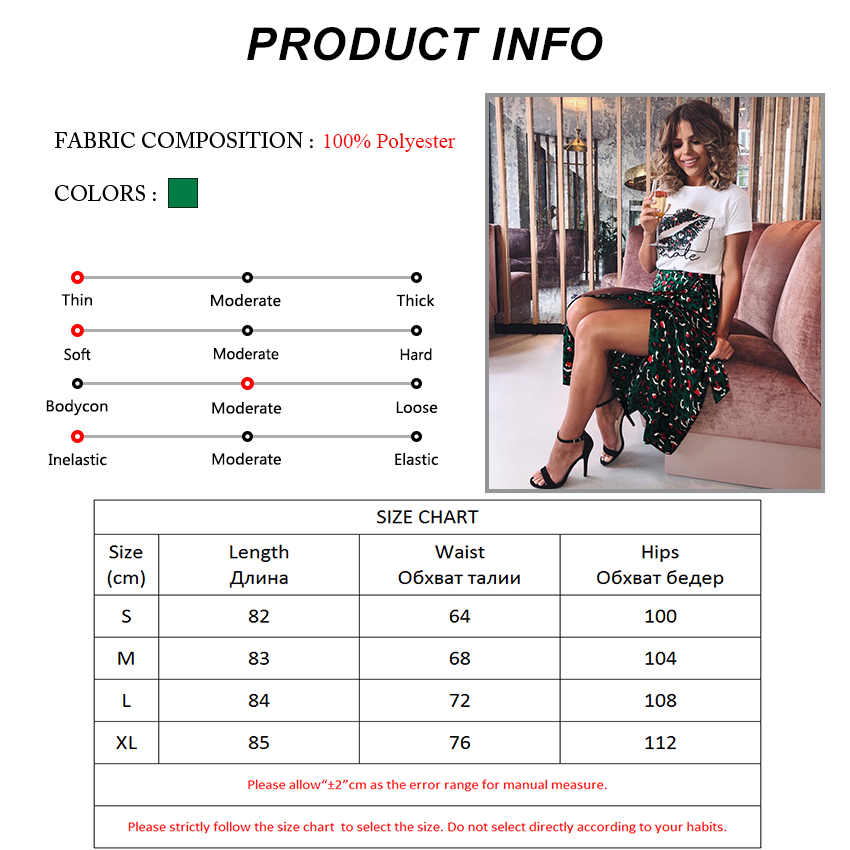 OOTN Vintage Leopard Print Long Skirts Women High Waist Midi Skirt Bow Tie 2019 Summer