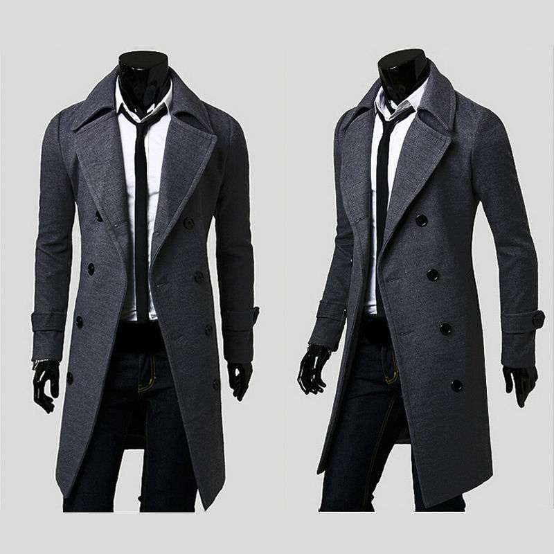Find great deals on eBay for mens long winter trench coat. Shop with confidence.