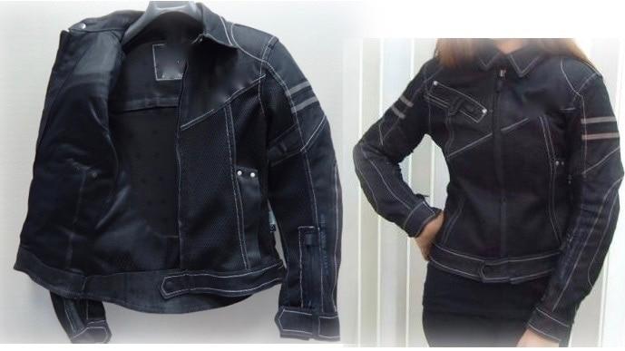 JK-006 Vintage Denim Mesh Jacket a4