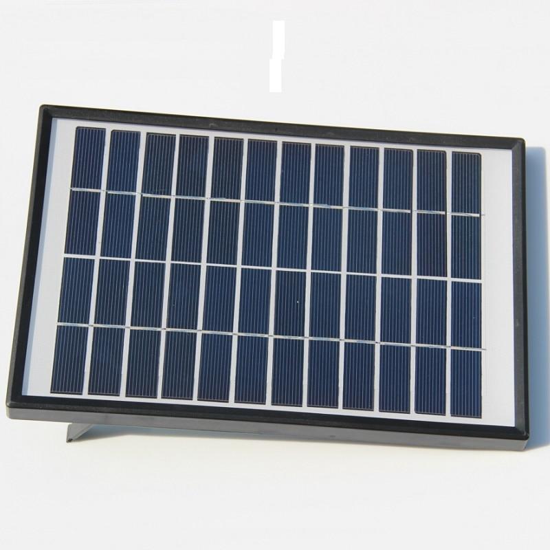 High Quality DC 12V 6W Mini Solar Cell Polycrystalline Solar Panel