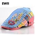 2017 spring autumn boys hats girls caps for children beret hat kids leisure adjustable caps for baby boina feminina bone