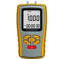 Precision Digital Manometer GM511 Measuring Range 10kPa Maximum Pressure 50kPa Differential Pressure Meter Gauge Manometer