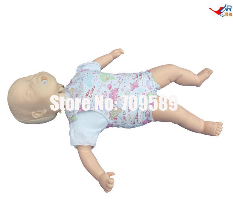 INFANT OBSTRUCTION MODEL, Baby Nursing Training Manikin nursing baby child nursing manikin baby model infant first aid manikin full functional child nursing manikin gasen psm0023
