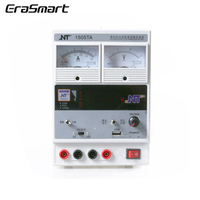 Nt 1505ta 고정밀 가변 디지털 dc 전원 공급 장치 5a 모바일 수리