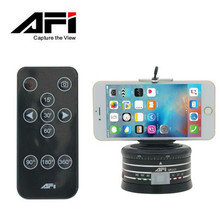 AFI MRA01 360 degree Electric Panorama Head Ball Head with Bluetooth remote control shooting for GoPro