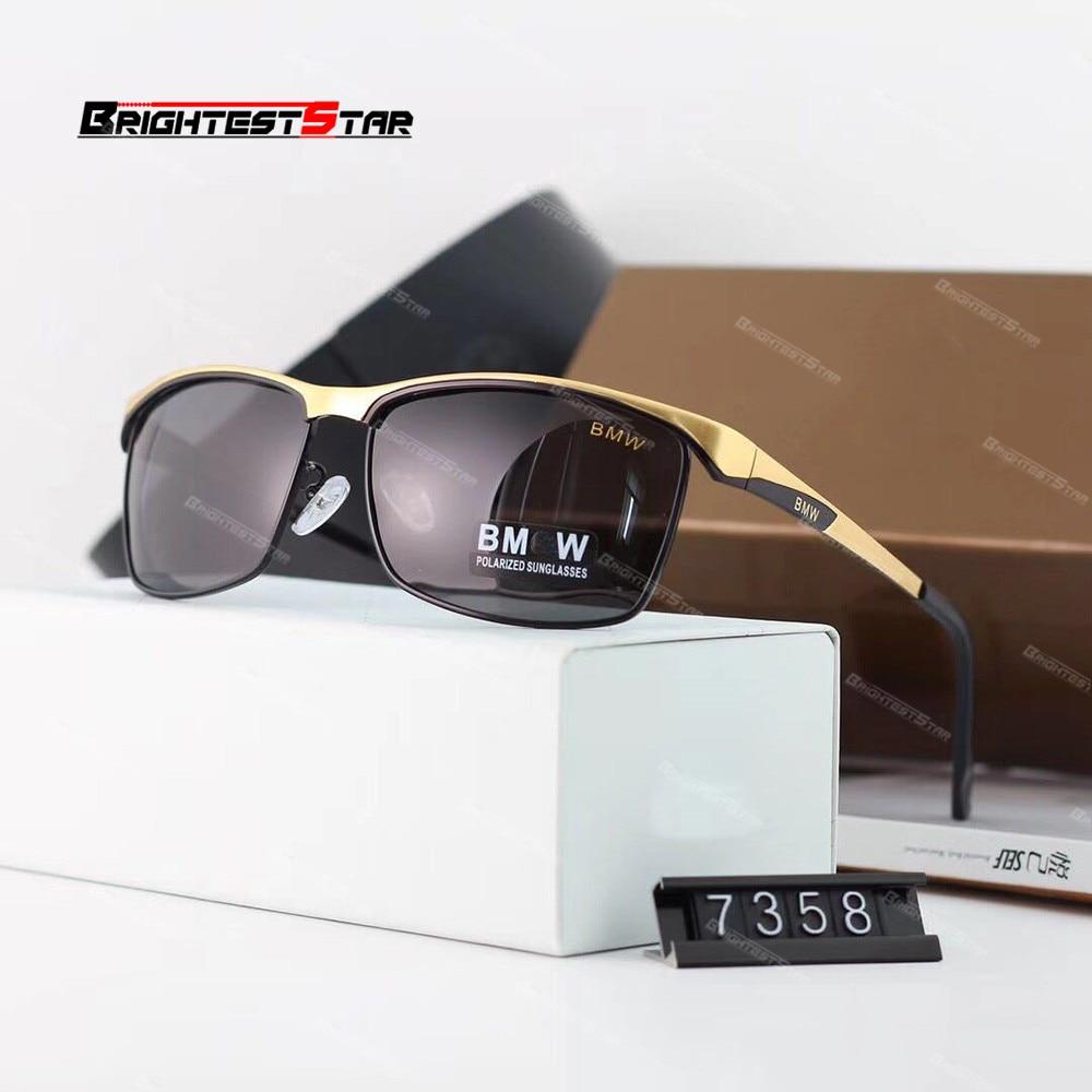 Melhor Óculos de sol Para BMW Caso 2018 Óculos Polarizados Para Homens  Condução Óculos de Sol Das Mulheres Óculos Com Caixa Original Para BMW  serie Barato ... c98f51b15e