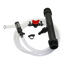 1 Inch 1 5 Inch Male Thread Venturi Fertilizer Injector Kits With Tupe Garden Agriculture Irrigation System Fertilizer Tool 1Set cheap Watering Kits Plastic Adhere To Fly Venturi fertilizer Kit 1 Inch 1 5 Inch 4 21-10 89 m3 h 1-7kg cm3 330-1152 l h 1 82-6 34m3 h