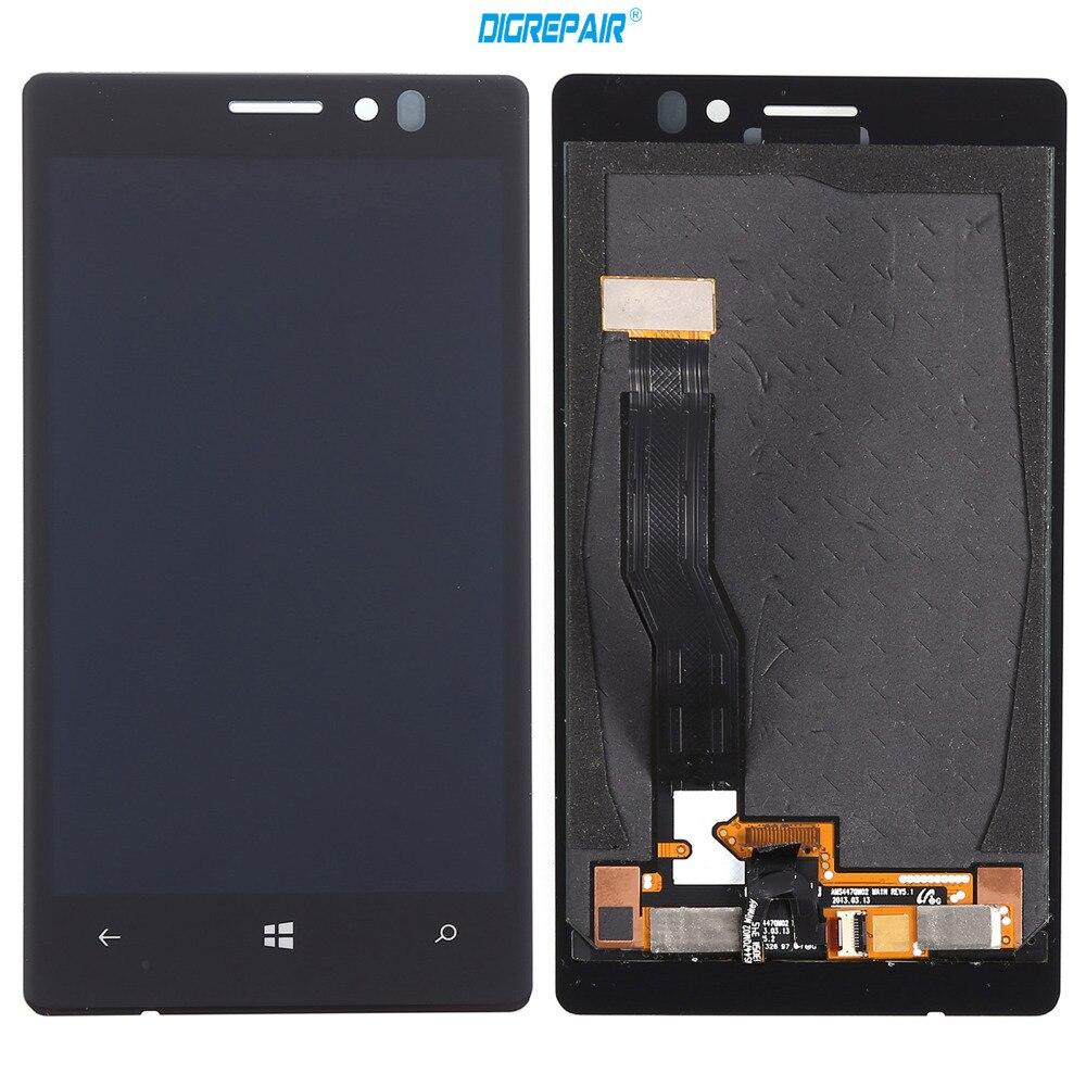 Nokia lumia 925 jpg - Nokia Lumia 925 Display Lcd Glass