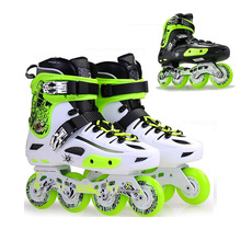 Roadshow RX4 Slalom Inline Skates 4 Wheels Adult Skating Shoes PU Wheels For Free Skating Sliding Street Skating