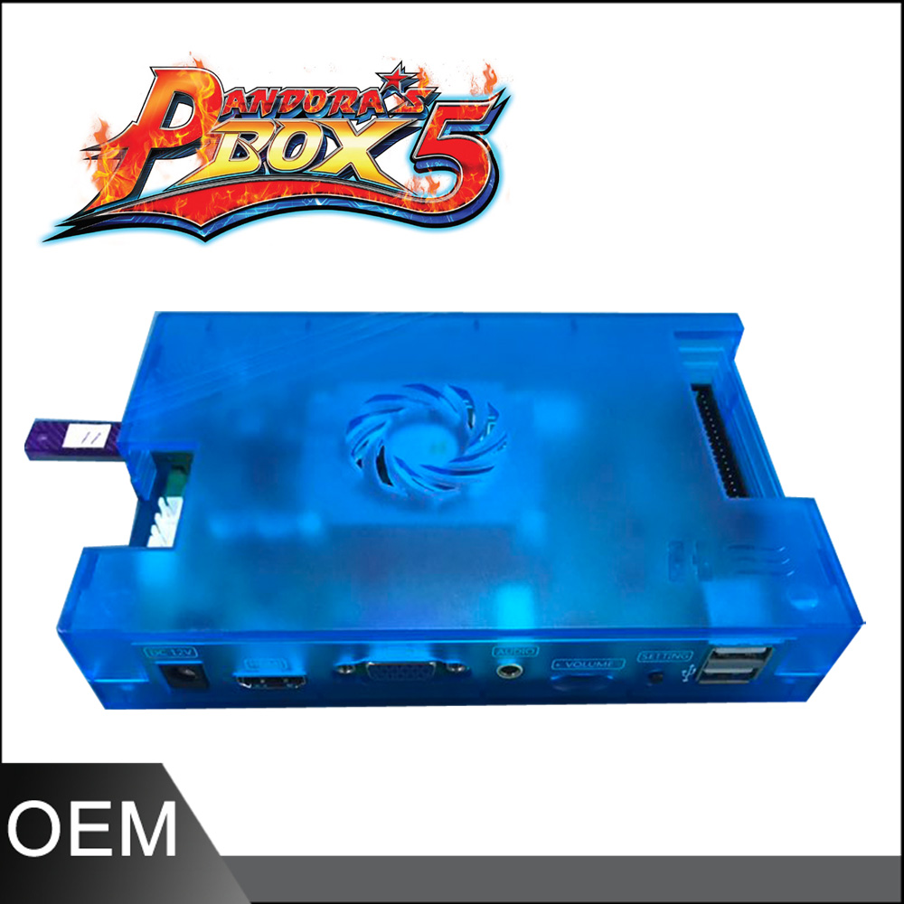 Arcade pandora box multi video game 960 in 1 Just Another new upgraded version Pandora's Box for LCD arcade cabinet