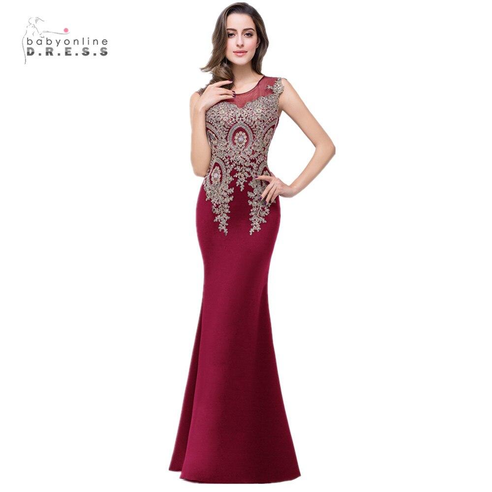 Popular Mermaid Gold Long Dress-Buy Cheap Mermaid Gold Long Dress ...