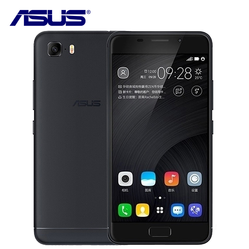 Nouveau ASUS Zenfone Pegasus 3 s Max ZC521TL 3G RAM 32G ROM 5.2 pouces Android 7 D'empreintes Digitales 13MP 5000 mAh 4G LTE Octa base Mobile téléphone