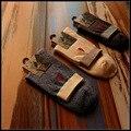 Men socks embroidery gentleman socks to keeping the original SuFeng combed cotton leisure autumn/winter socks