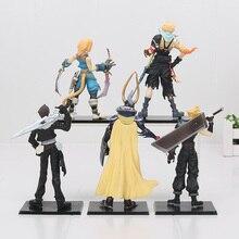 Final Fantasy Action Figures Set