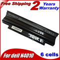 JIGU 5200mah laptop Battery j1knd for Dell Inspiron M501 M501R M511R N3010 N3110 N4010 N4050 N4110  N5010D N5110 N7010 N7110