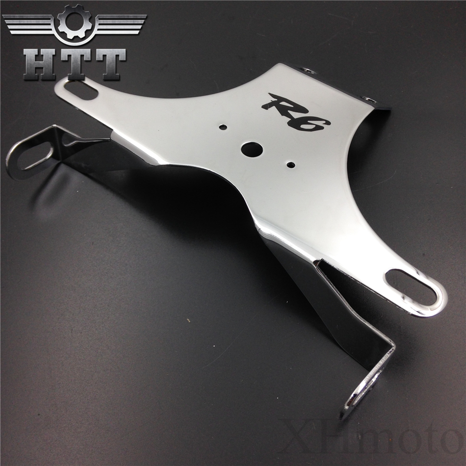 Aftermarket free shipping motorcycle parts Eliminator Tidy Tail Fit For 2006-2012   YZF R6 YZF-R6 YZFR6 aftermarket free shipping motorcycle parts eliminator tidy tail fit for 2006 2012 yzf r6 yzf r6 yzfr6