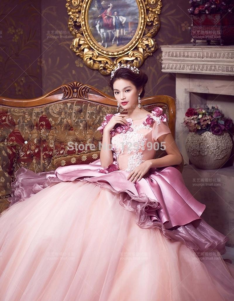 Moderno Vestidos De Novia Reinas Molde - Colección de Vestidos de ...