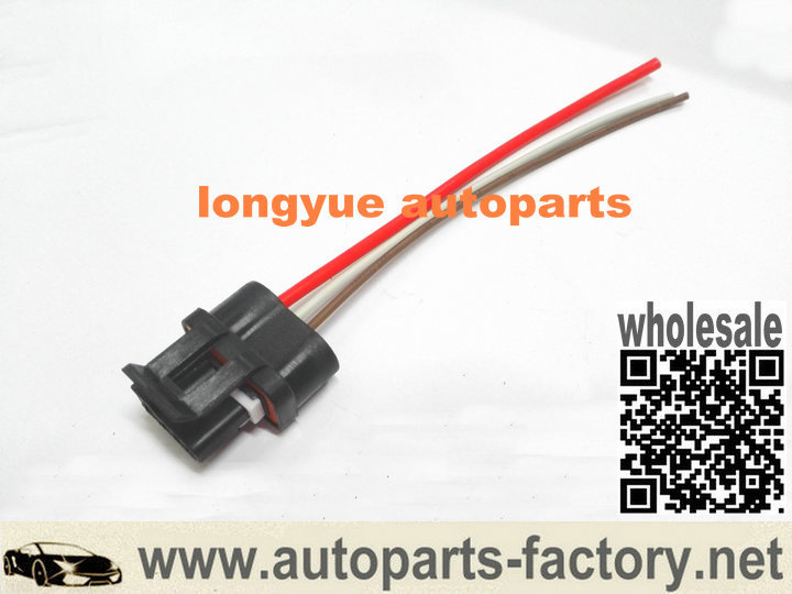 3 wire harness connector popular alternator wiring harness buy cheap alternator wiring longyue 20sets universal pico wiring harness pigtail alternator