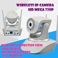 Pan/Tilt беспроводная ip-камера wi-fi 720 P HD карты памяти sd радионяня видеонаблюдения видеорегистратор ПРИЛОЖЕНИЕ Главная Охранной сигнализации