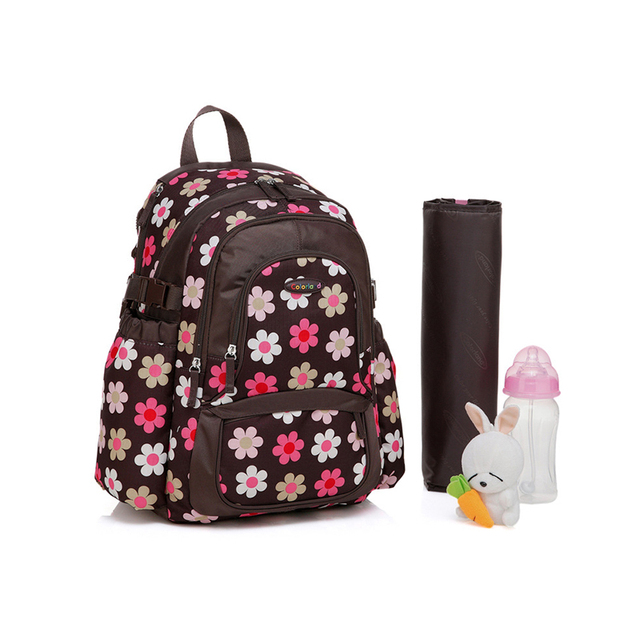 2017 Diaper Bag Fashion Mummy Maternity Nappy Bag Large Travel Backpack Desinger Nursing Bag Waterproof  Bolsas De Maternidade