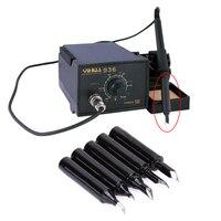 5 Pieces 936 Solder Tip Scraping Gun Tin Welding Head Repair Tool