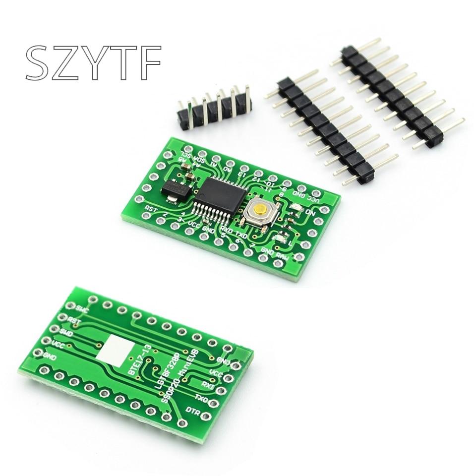 LGT8F328P-SSOP20 MiniEVB Replaces Rduino Pro Mini ATMEGA328P