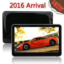 TOM 5″ 8GB Car GPS Sat Nav Navigation System TOM FM Speedcam POI Free EU Maps