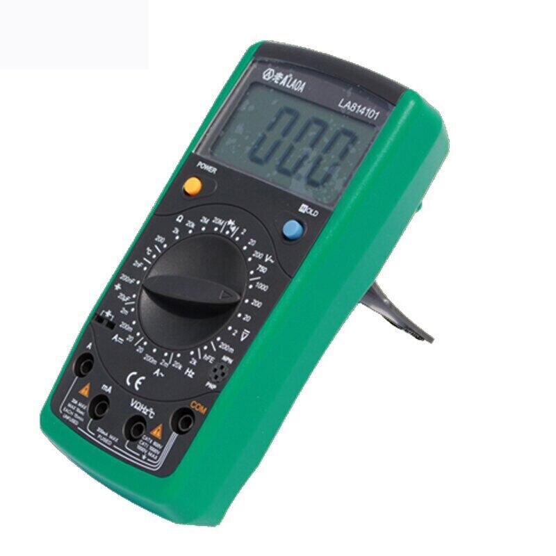 LAOA digitális multiméter multimetro műszer szonda ampermérő - Mérőműszerek - Fénykép 2