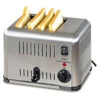 4 piece Bread toaster, 4 piece Bread baking machine, electric Bread toaster, electric conveyor toaster