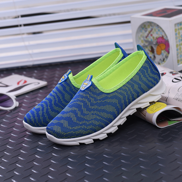 Fashion Women Shoes Women Loafers Super Breathable Outdoor Single Shoes Lightweight Flats Hot Sale #B2587