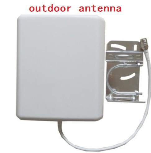 outdoor directional Panel antenna for mobile phone booster ,repeater ,amplifier support 3G 4G gsm cdma network