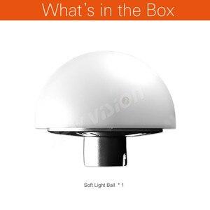 Image 2 - Godox Ad S17 Witstro Ad200 Ad360 Dome Diffuser Wide Angle Soft Focus Shade Diffuser cho Godox Ad200 Ad180 Ad360 Speedlite