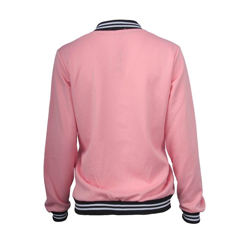 Cardigan Automne Bleu Teneur marine Chaqueta En bourgogne Zipper Confortable De Manteau 65 Femme Rose Mujer Femmes Veste 2018 Coton PqwTWPdIa