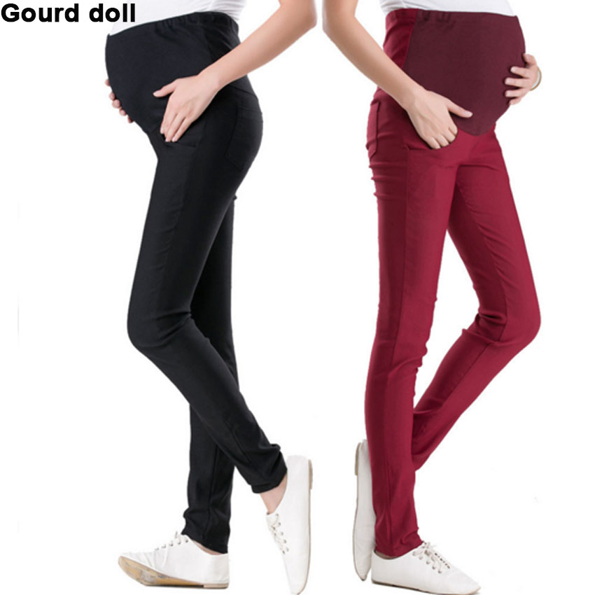 Benefits of maternity leggings. During pregnancy, a woman's body can go through many different ups and downs. These can include aches and pains, swelling, and being unable to sleep or get comfortable at all.